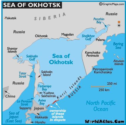 华为承建俄罗斯鄂霍次克海底光缆项目
