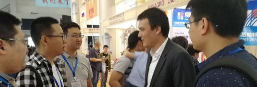 平台成功举办第八届乌鲁木齐国际食品餐饮博览会-商务对接会